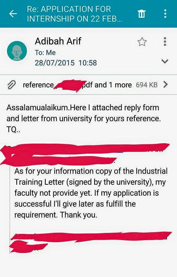 7 Contoh Cover Letter Bahasa Inggeris Dapat Pujian Ceo Contoh Resume Terkini Undang Undang Buruh