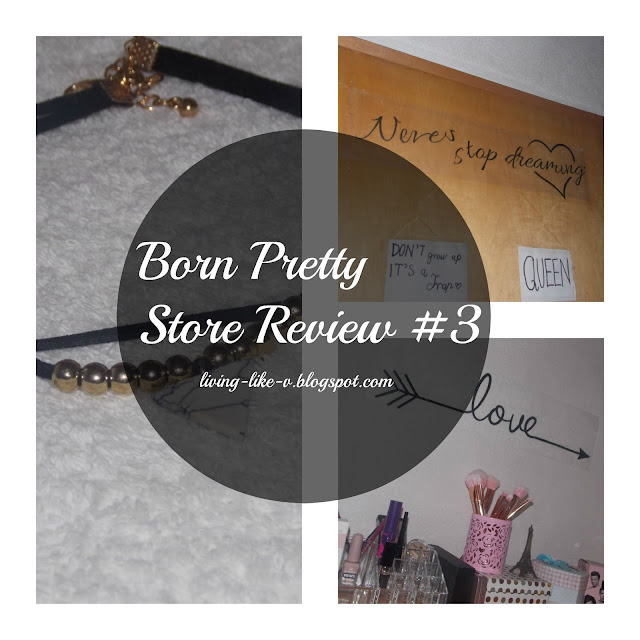 born pretty store recenzija fashion blogger livinglikev