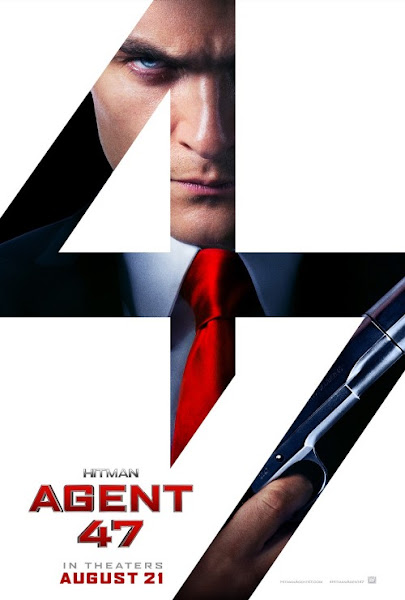Poster of Hitman Agent 47 (2015) Full Movie [English-DD5.1] 720p BluRay With Hindi PGS Subtitles