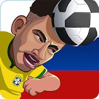 Head Soccer Russia Cup 2018 Unlimited (Money - Gold) MOD APK