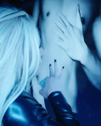 "Britney Spears All Decked In Latex In New ""My Prerogative"" Perfume Video Teaser"