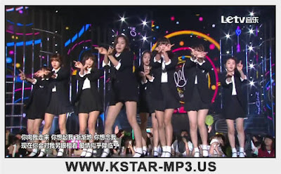 [Performance] Oh My Girl - CUPID @ Hallyu Dream Festival 2015.09.20