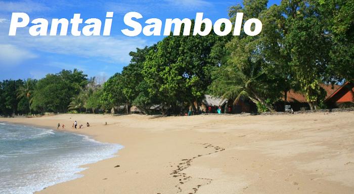 Tempat Wisata di Anyer Banten Pantai Sambolo