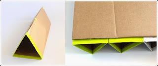 Mukavva Kutulardan Ayakkabılık Modeli Yapımı, Resimli Açıklamalı 2