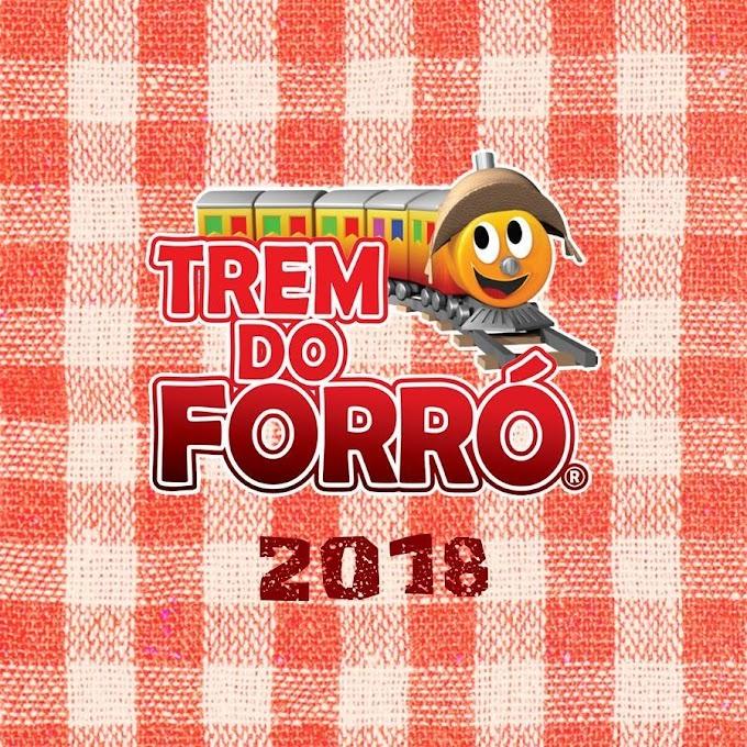 TREM DO FORRÓ TEM VALOR PROMOCIONAL ATÉ 30 DE ABRIL