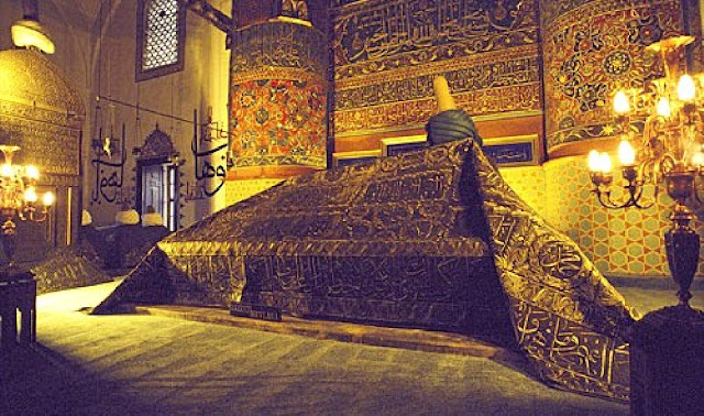 Makam Rasulullah Muhammad; Taman Surga (Raudhah) di Kota Mekkah