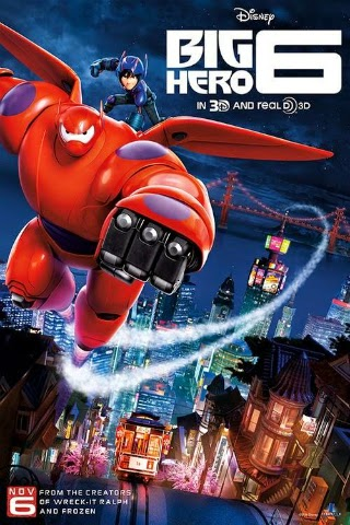 Big Hero 6 [2014] [DVD9] [NTSC] [Latino]