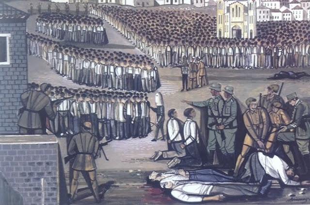 Το Μπλόκο της Κοκκινιάς -74 χρόνια μετά την κτηνωδία των Γερμανών