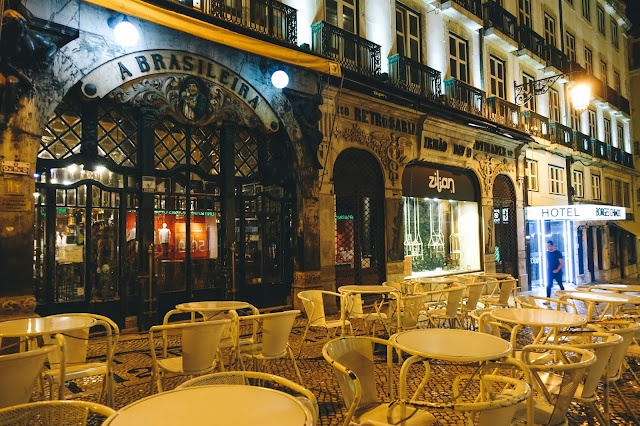 カフェ・ア・ブラジレイラ(Café A Brasileira)