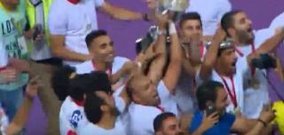 الزمالك بطل كأس مصر موسم 2017-2018