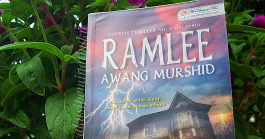 Novel Thriller : Ungu Karmila