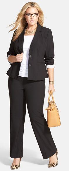Vestidos para gorditas para trabajo