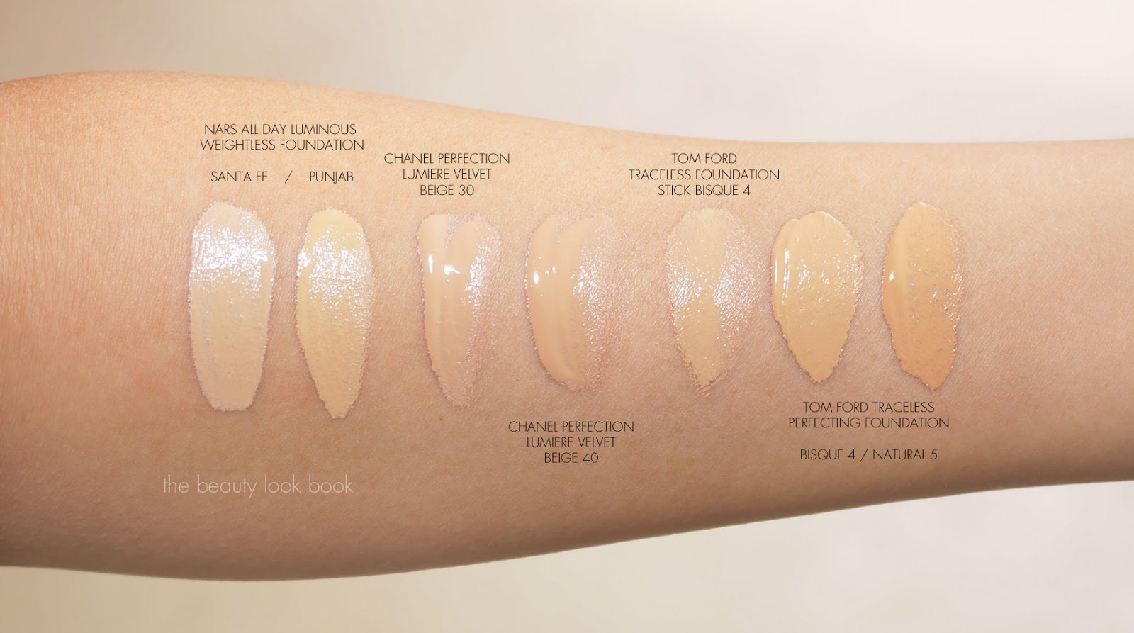 Fall Foundations The Beauty Look Book