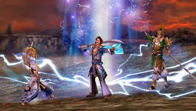 download game Musou Orochi 2 Special psp