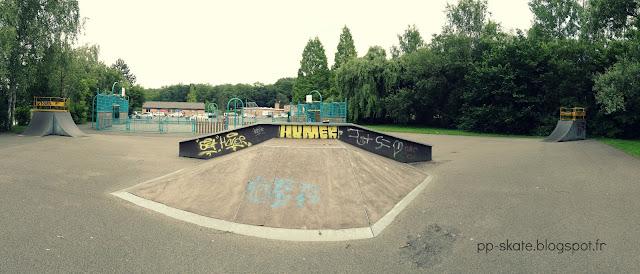 skatepark st amand