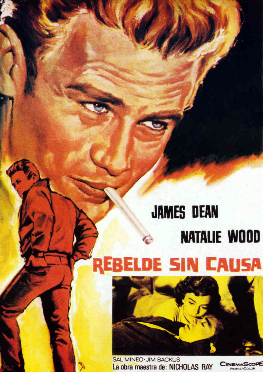 an analysis of rebel without a cause Rebel without a cause began as a case history, written in 1944 by dr robert lindner originally intended as a vehicle for marlon brando, the property was shelved until brando's brando (1953) opened floodgates for films about crazy mixed-up teens.