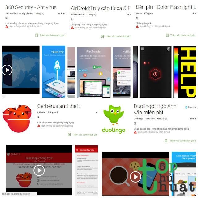 TOP 5 ứng dụng mới toanh cực hữu ích cho Android phải cài ngay