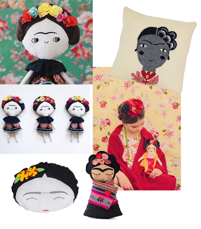 Frida dolls lelelerele