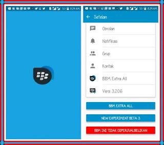 BBM MULTI Versi Terbaru v3.2.0.6 APK (BBM2+BBM3+BBM4+BBM5)