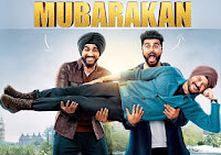 Mubarakan 4th Day Monday Box Office Collection
