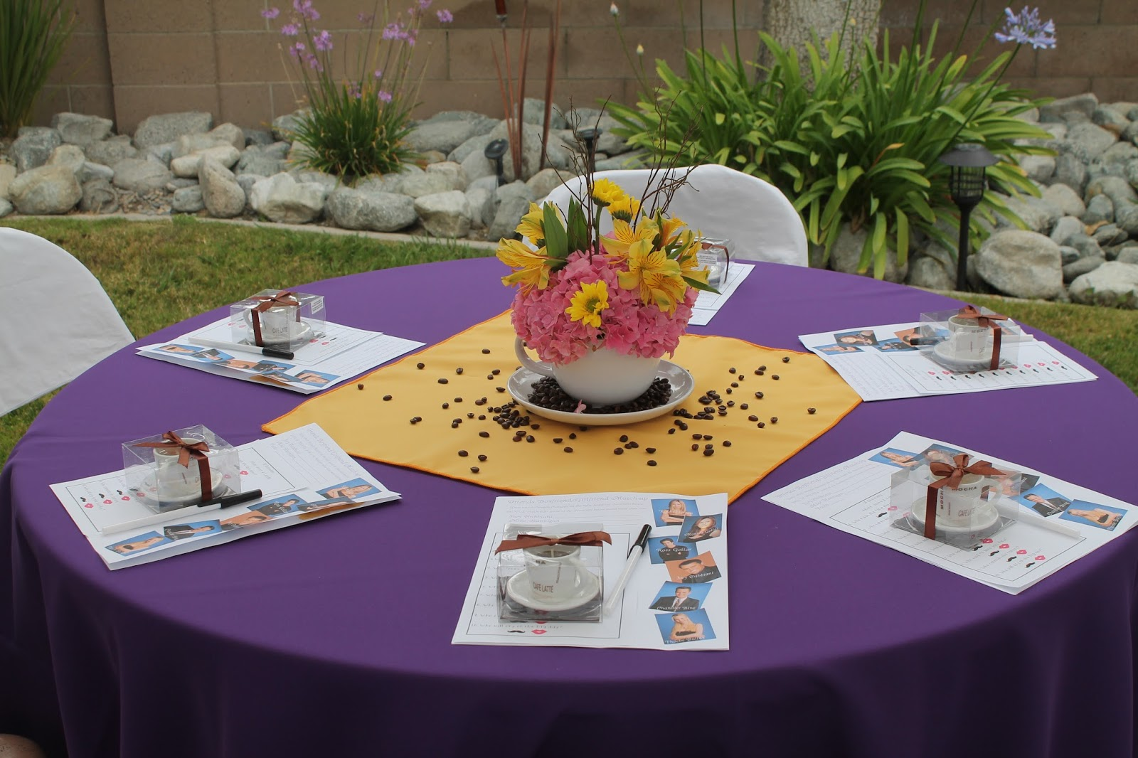 ce940474109 The Mac s House of Giggles  A Friends TV Show Bridal Shower