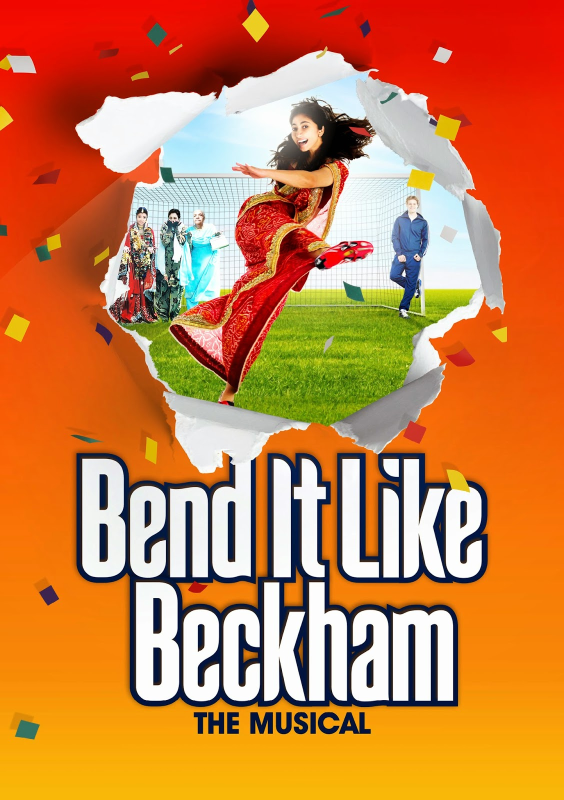 West End Frame: Bend It Like Beckham extends West End ...