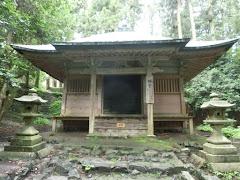 延暦寺椿堂