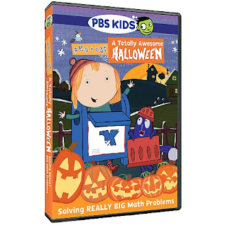 get kids excited about halloween with 4 pbs kids dvds featuring peg cat wordworld dinosaur train caillou