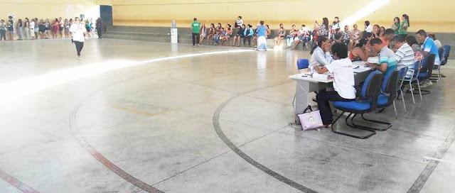 Em Baraúna, Beneficiários receberam pagamento do Abono Natalino do Governo do Estado