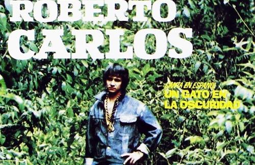 Roberto Carlos - Un Gato En La Oscuridad