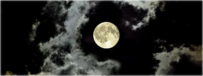 aprendendo a fotografar a Lua
