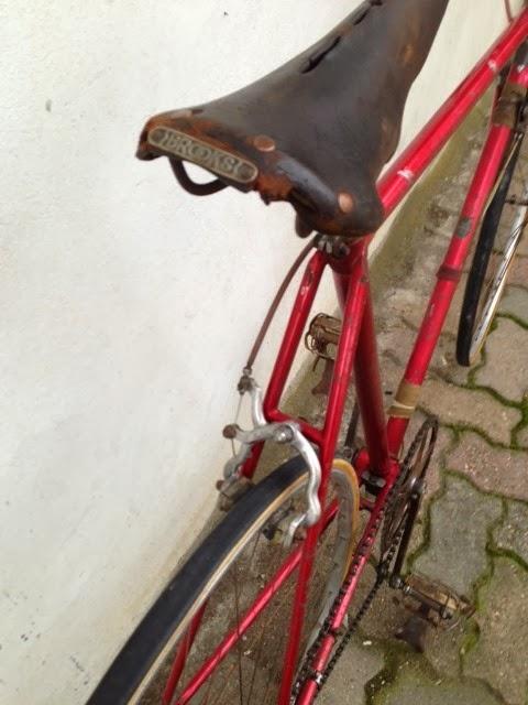 Paramanubrio: Camandona Da Corsa, Anni '40