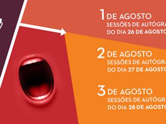 Como garantir o autógrafo do seu autor preferido na Bienal do Livro de São Paulo