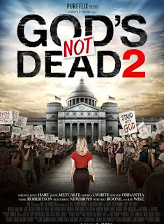 Sinopsis Film God's Not Dead 2