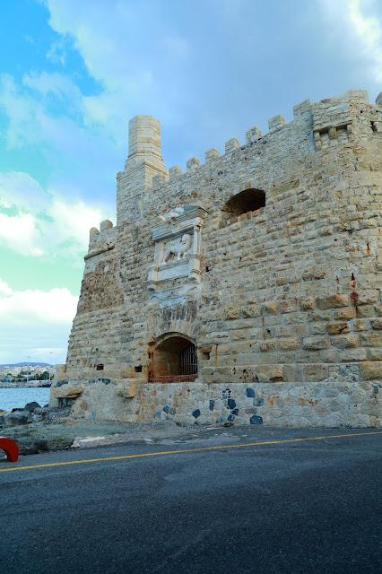 Sea-Fortress. Heraklion