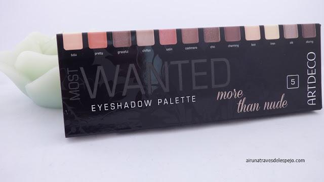 eyeshadow palette artdeco