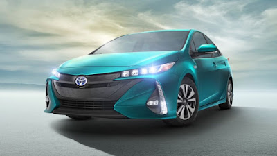 2017 Toyota Prius Prime Headlight