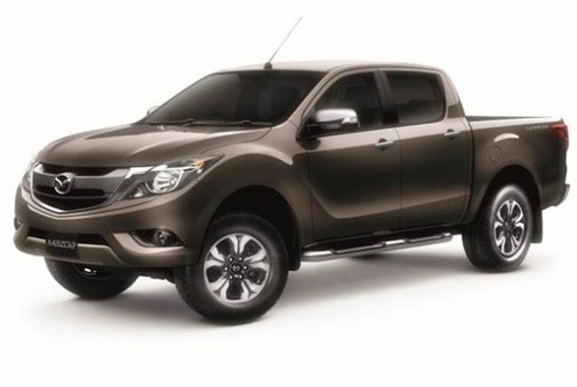 2017 Mazda BT 50 Review, Exterior