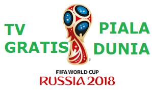 Daftar Tv Luar Negeri Piala Dunia Gratis