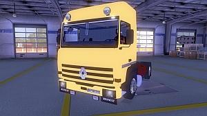 Renault Major truck 1990-1996