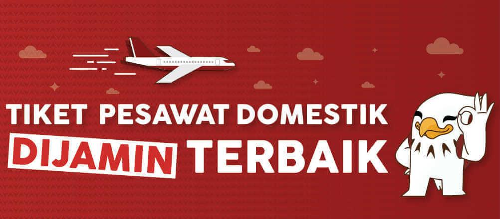 Tiket Pesawat Domestik