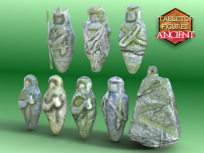 Tabletop Figures: Ancient Unity Asset