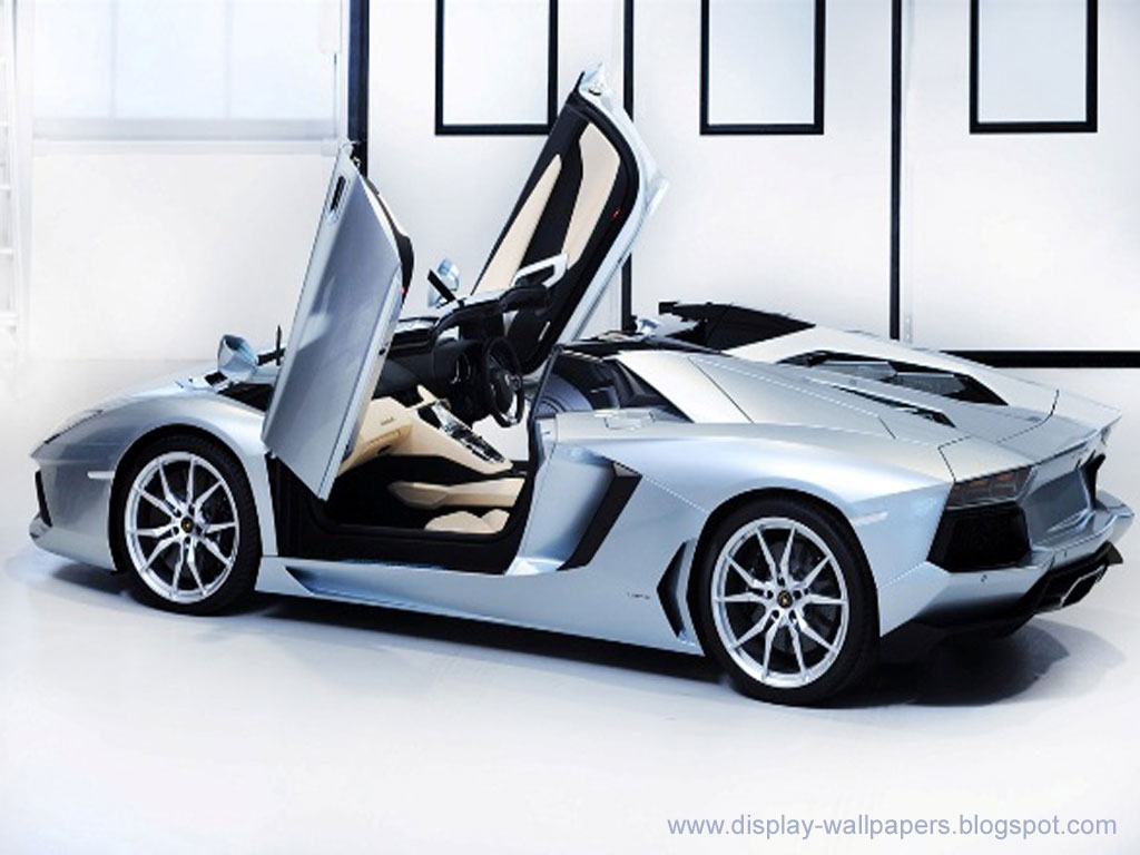 Luxury Exotic Car Wallpaper