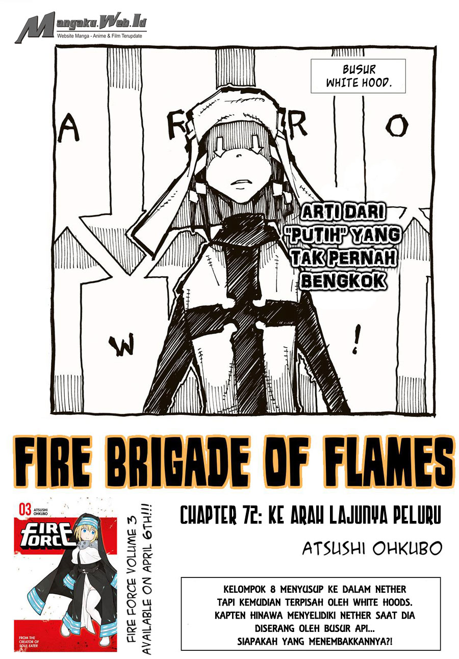 Fire Brigade of Flames Chapter 72-2