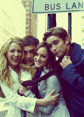 Wallpapers Gossip Girl | Blog Mente Viajante