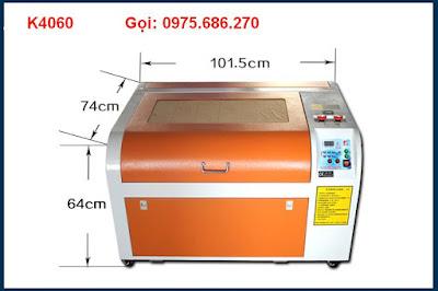 Máy khắc laser K4060