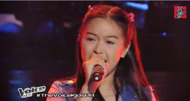 "Natsumi Saito sings ""Price Tag"" on 'The Voice Kids' Philippines"