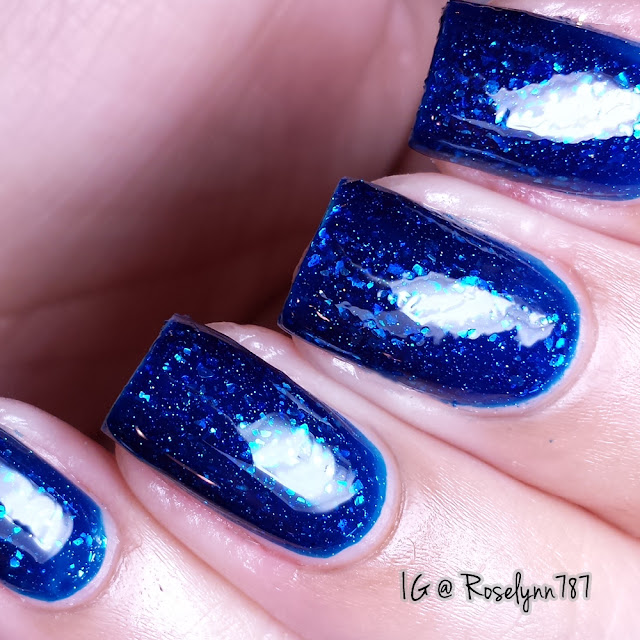 CDB Lacquer - Cold Winters Night