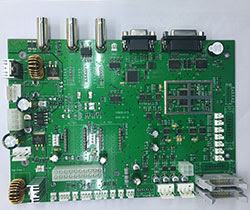 Circuit board fingers
