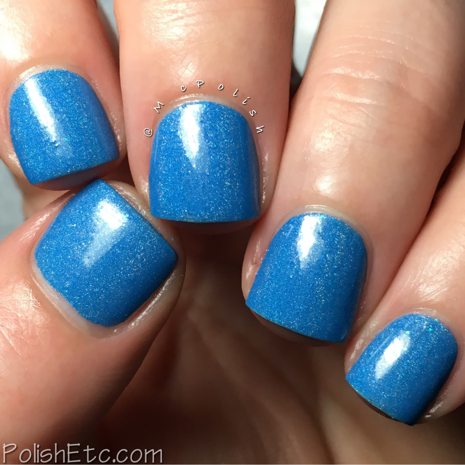 Chirality Polish - Mosura no Uta Collection - McPolish - Elias